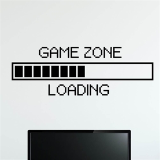 Game Zone - Wallstickers