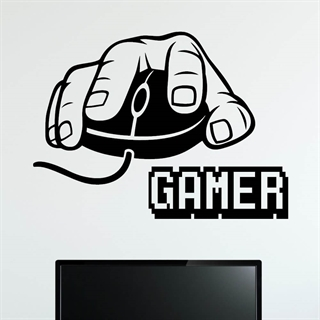Gamer  1 - Wallstickers